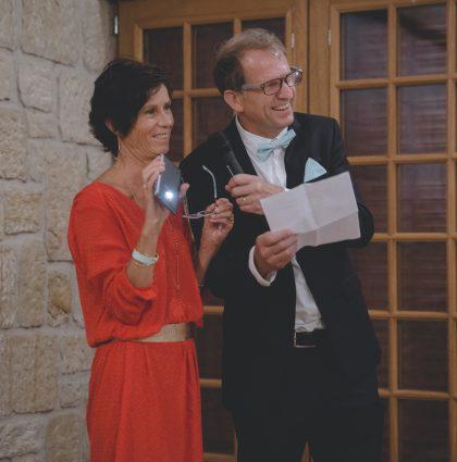 Discours Olivier & Albine